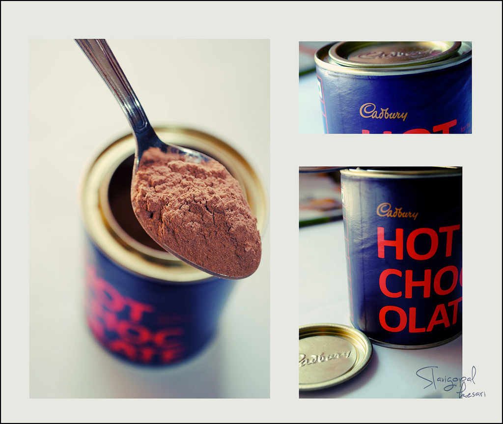 cadbury hot chocolate photo