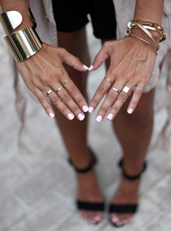 Fun Nail Art Ideas If You Have Short Nails - Simplemost