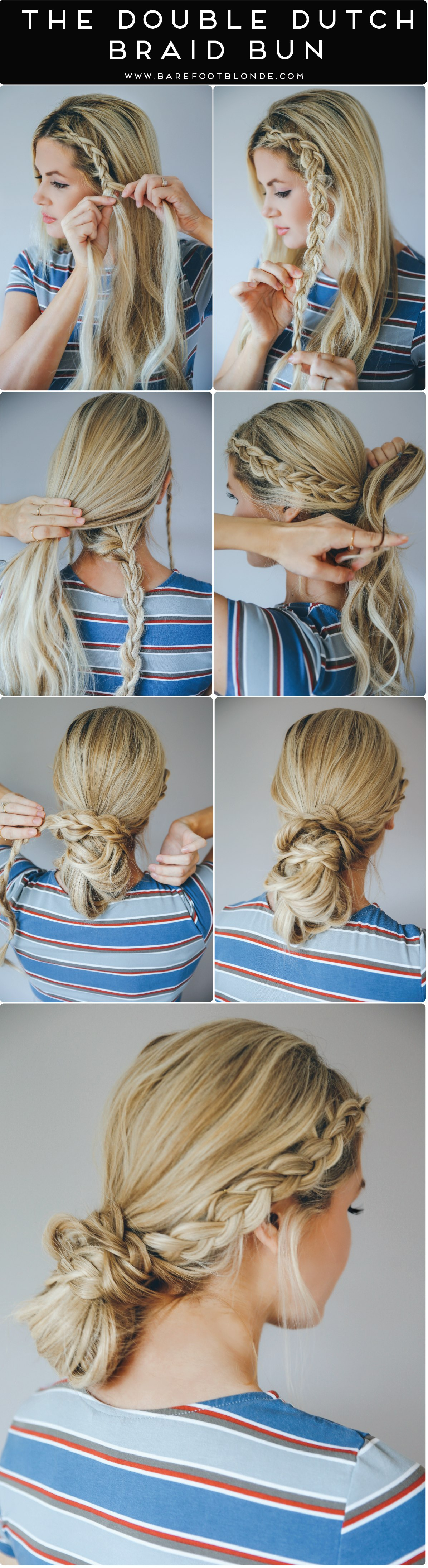 12 hairstyles that are perfect for your next workout