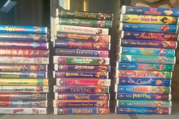 how much are your disney vhs tapes worth simplemost