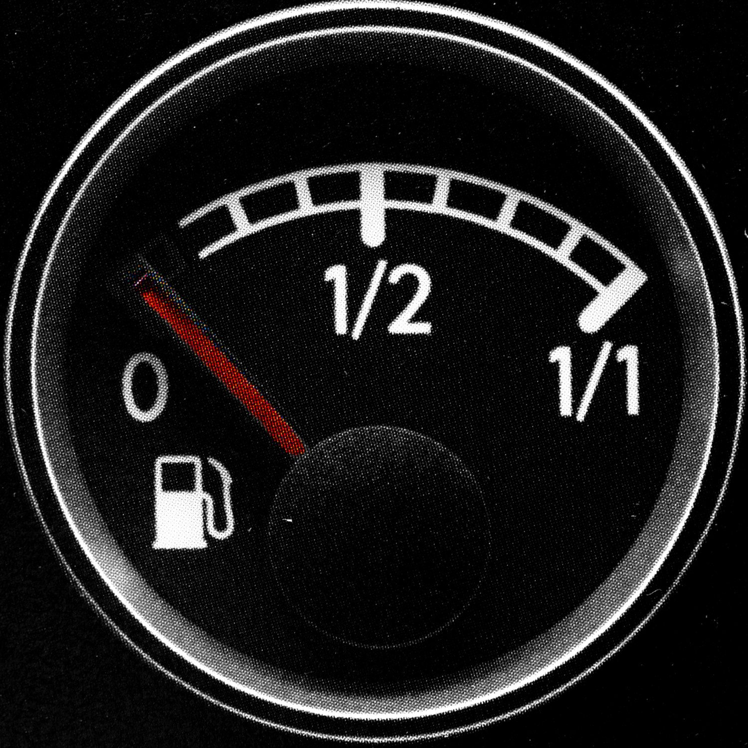 gas gauge photo