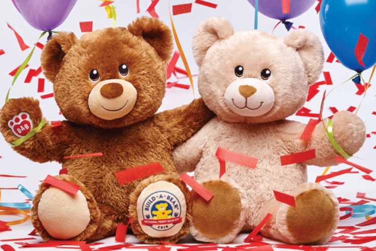 build a bear limited edition september 9