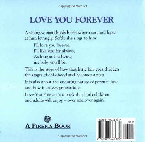 The True Story Behind The Love You Forever Book Simplemost