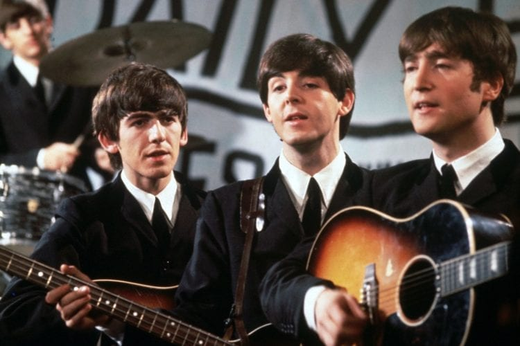 Ex-Beatle George Harrison Dies