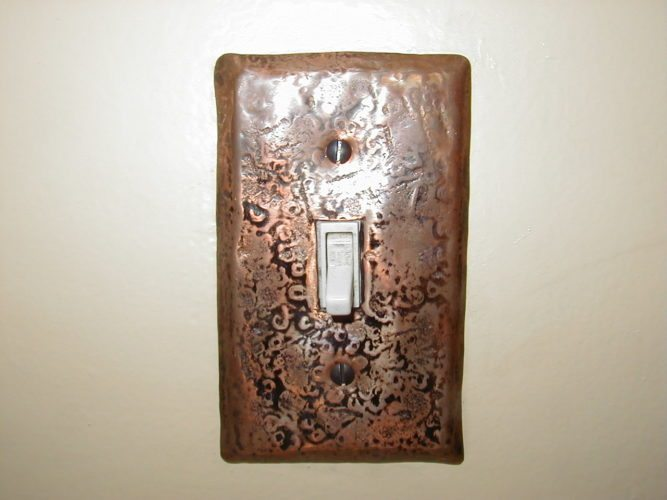 light switch photo