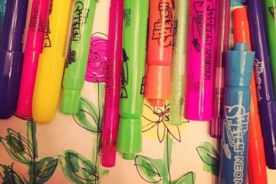 markers