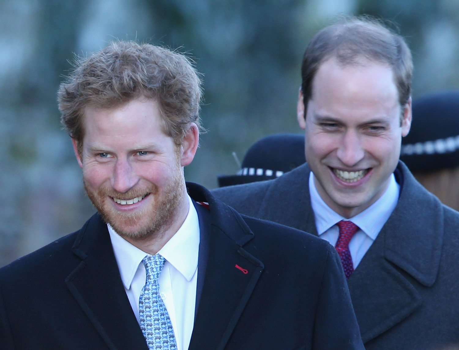 prince william and harry photo