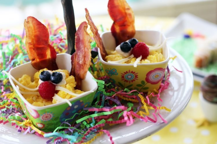 Original easter ideas for kids simplemost Fun easter brunch ideas
