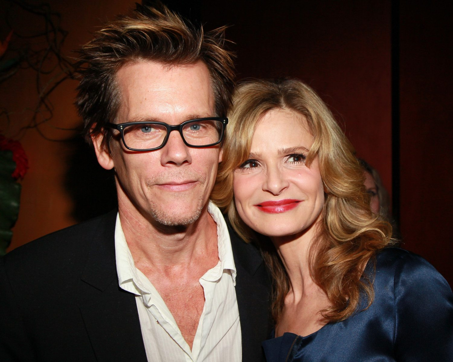 Kevin Bacon and Kyra Sedgwick photo