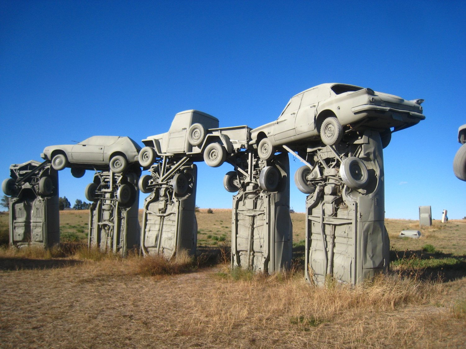 carhenge photo