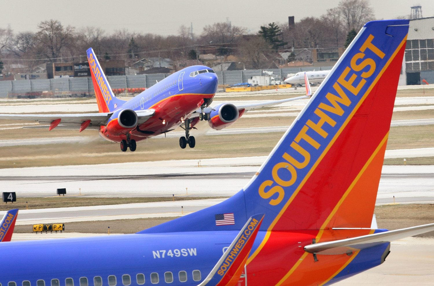 southwest airlines photo