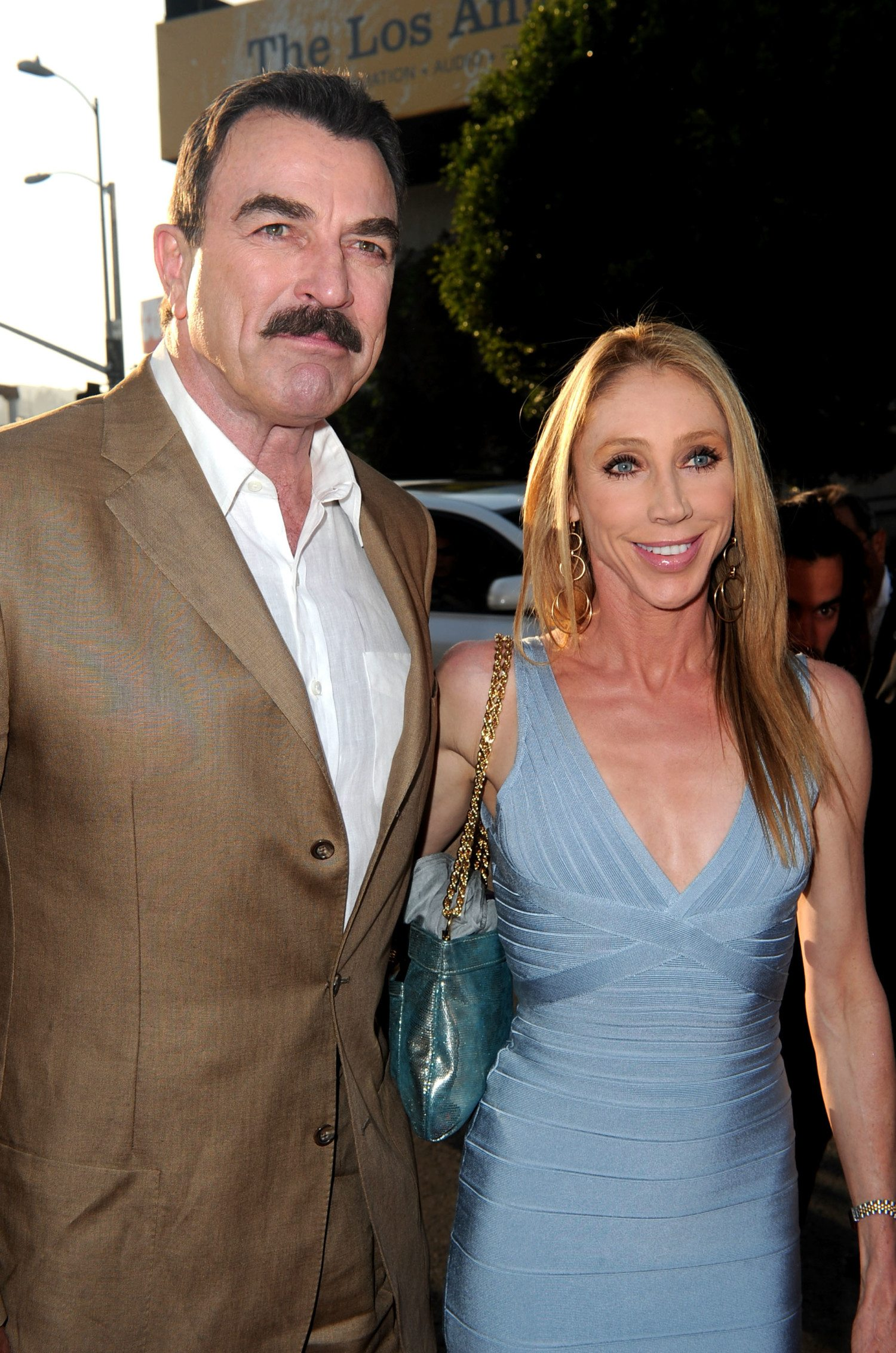 A look inside tom selleck and jillie mack s 30 year for Tom selleck jacqueline ray wedding