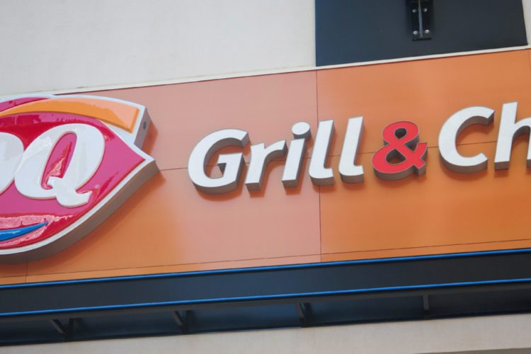 Two-Story Dairy Queen The First To Open In Manhattan