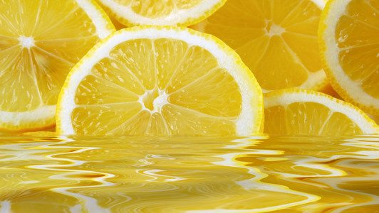 lemon juice photo