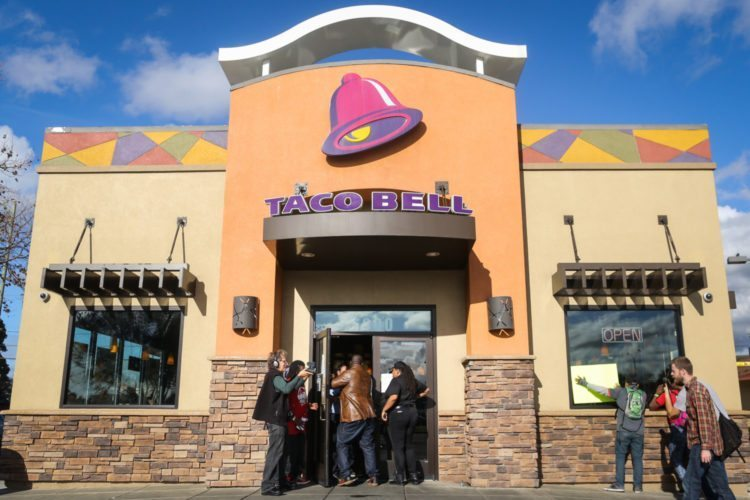 Taco Bell is opening restaurants with boozy treats, no drive-thru windows