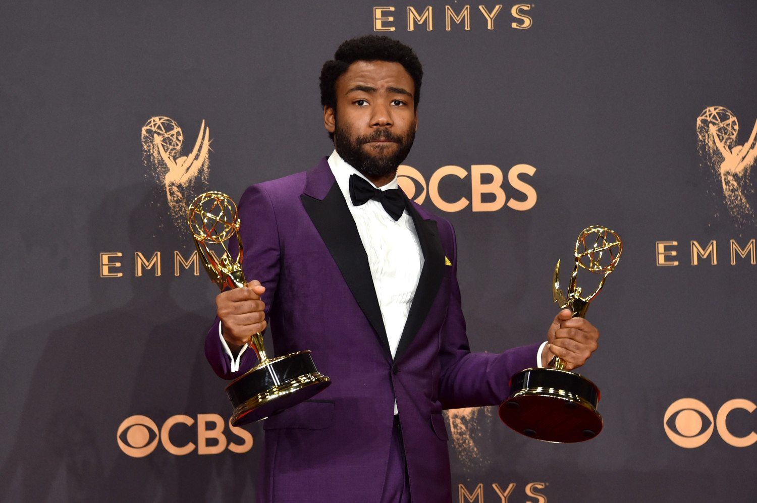 Donald Glover Emmys photo