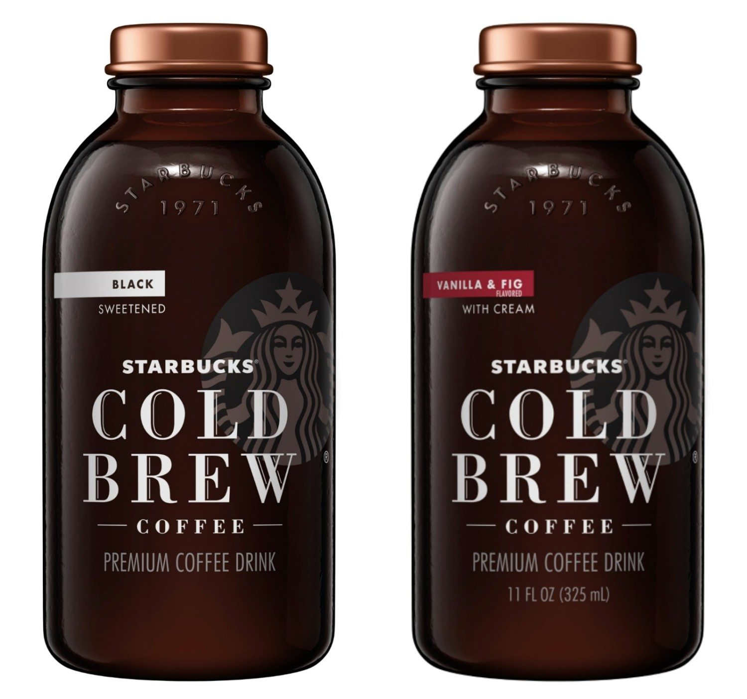 Starbucks Announces Three New Bottled Coffee Drinks