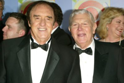 Jim Nabors and Andy Griffith