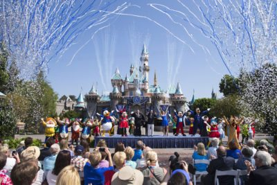 Disneyland Turns 60