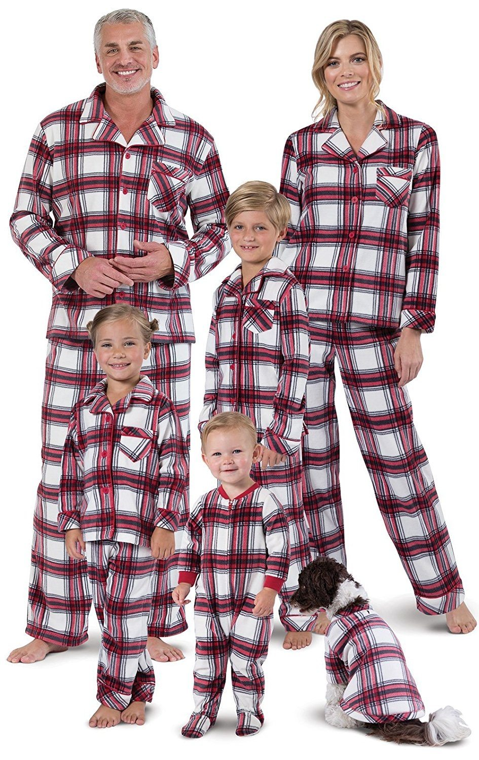 Matching Family Pajamas For The Holidays - Simplemost 784408b7c