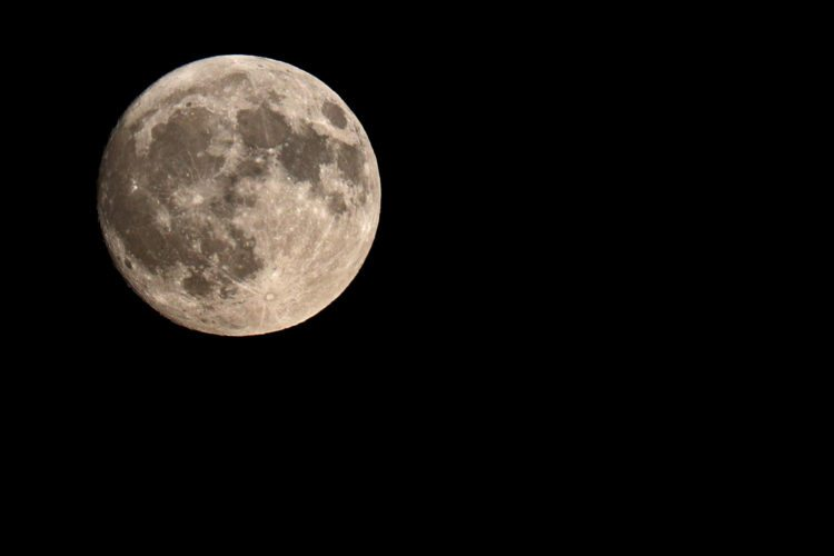A Hunter's Moon will shine over Vancouver this weekend