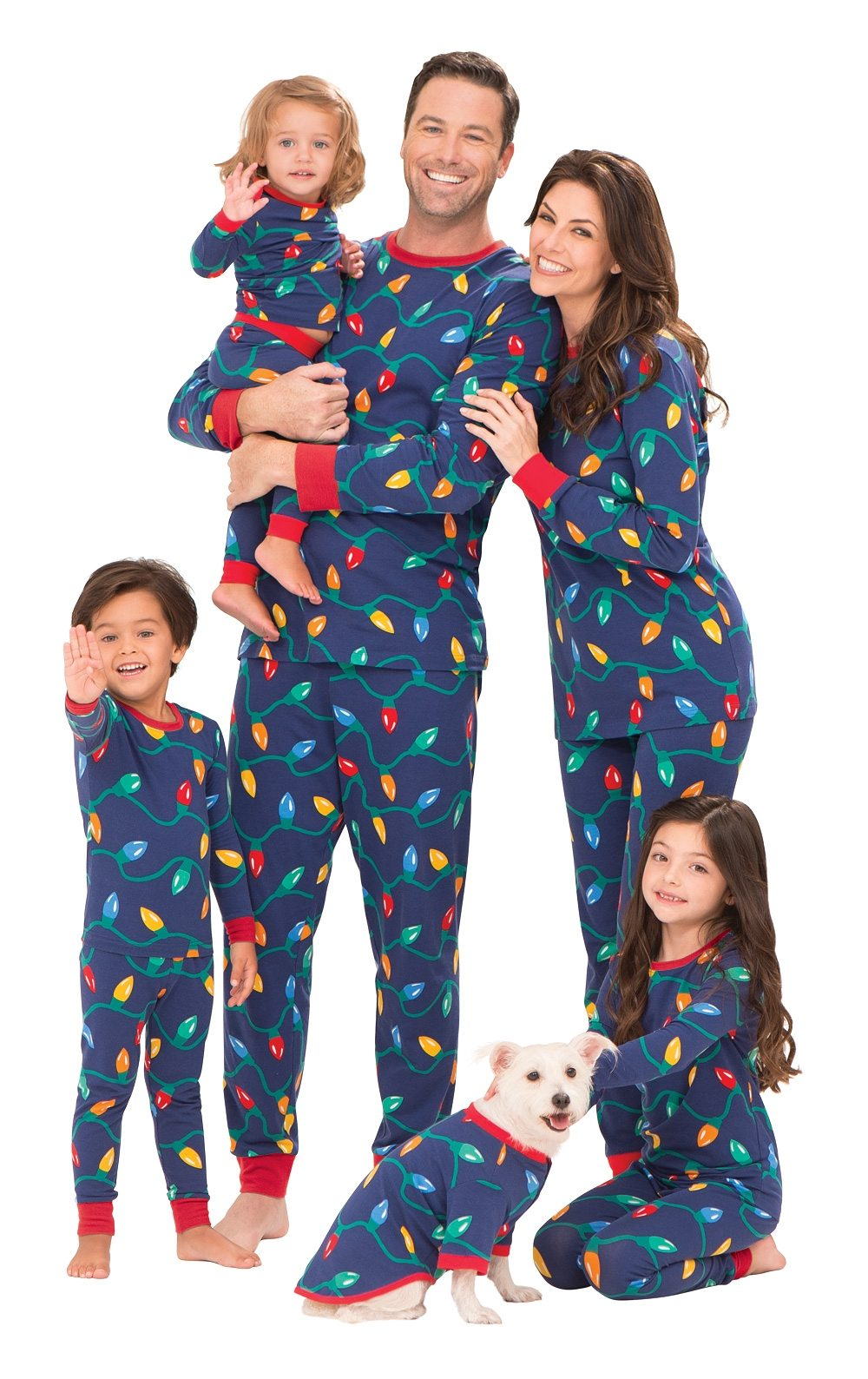 Matching Family Pajamas For The Holidays - Simplemost bb5f78b17