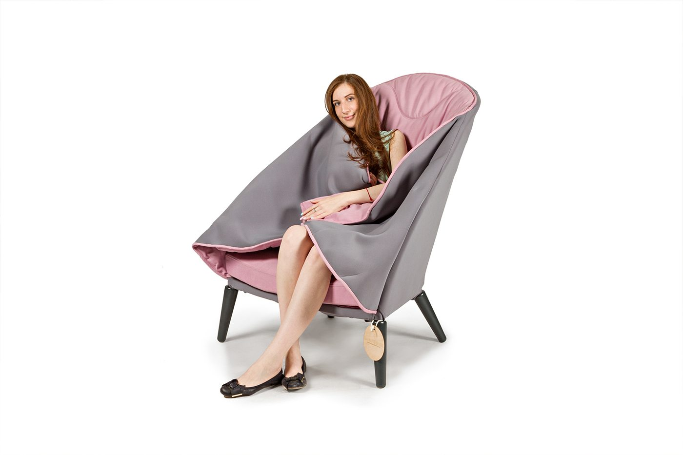 The Cole Chair Has A Built In Blanket Simplemost