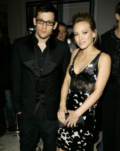 hilary duff joel photo
