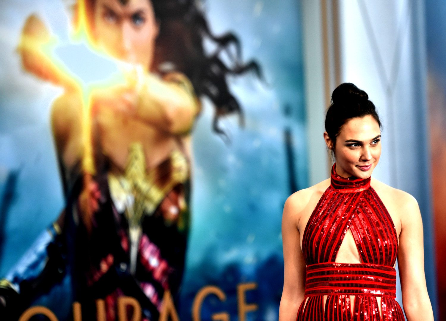 Premiere Of Warner Bros. Pictures' 'Wonder Woman' - Arrivals
