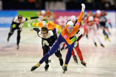Essent ISU World Cup Speed Skating - Day Two