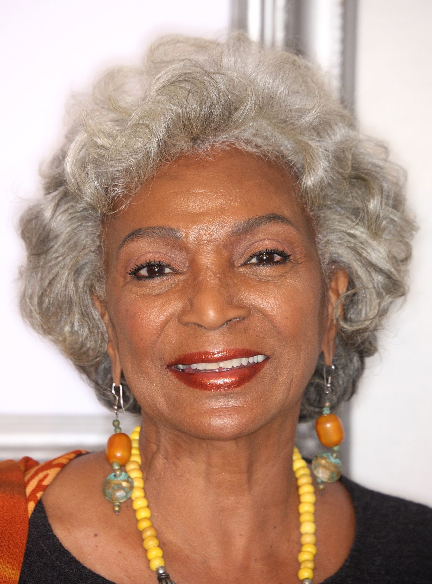 nichelle nichols portrait photo