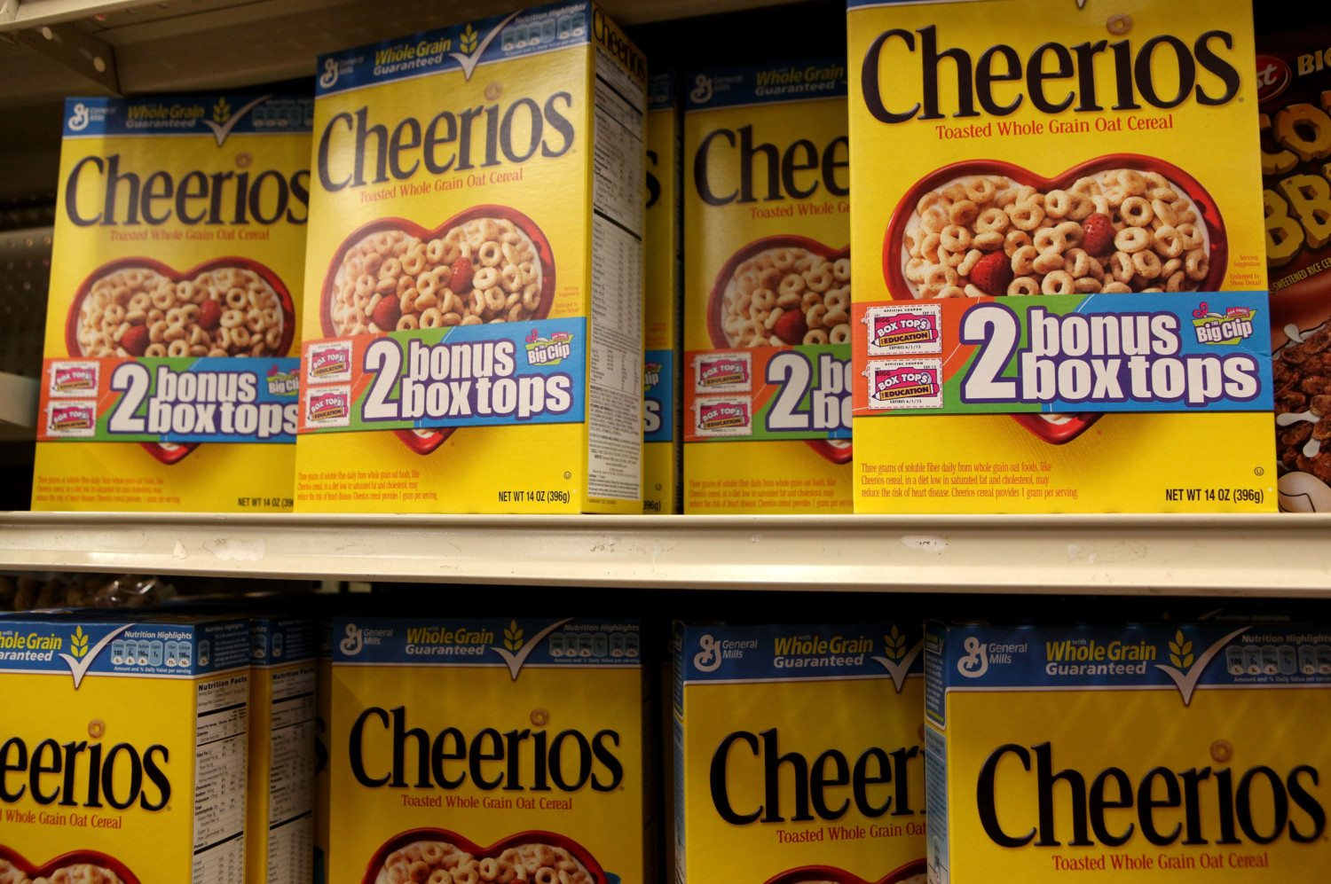 cheerios photo