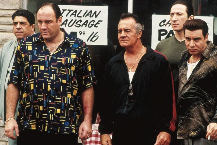 'Sopranos' prequel film in the works with David Chase script""