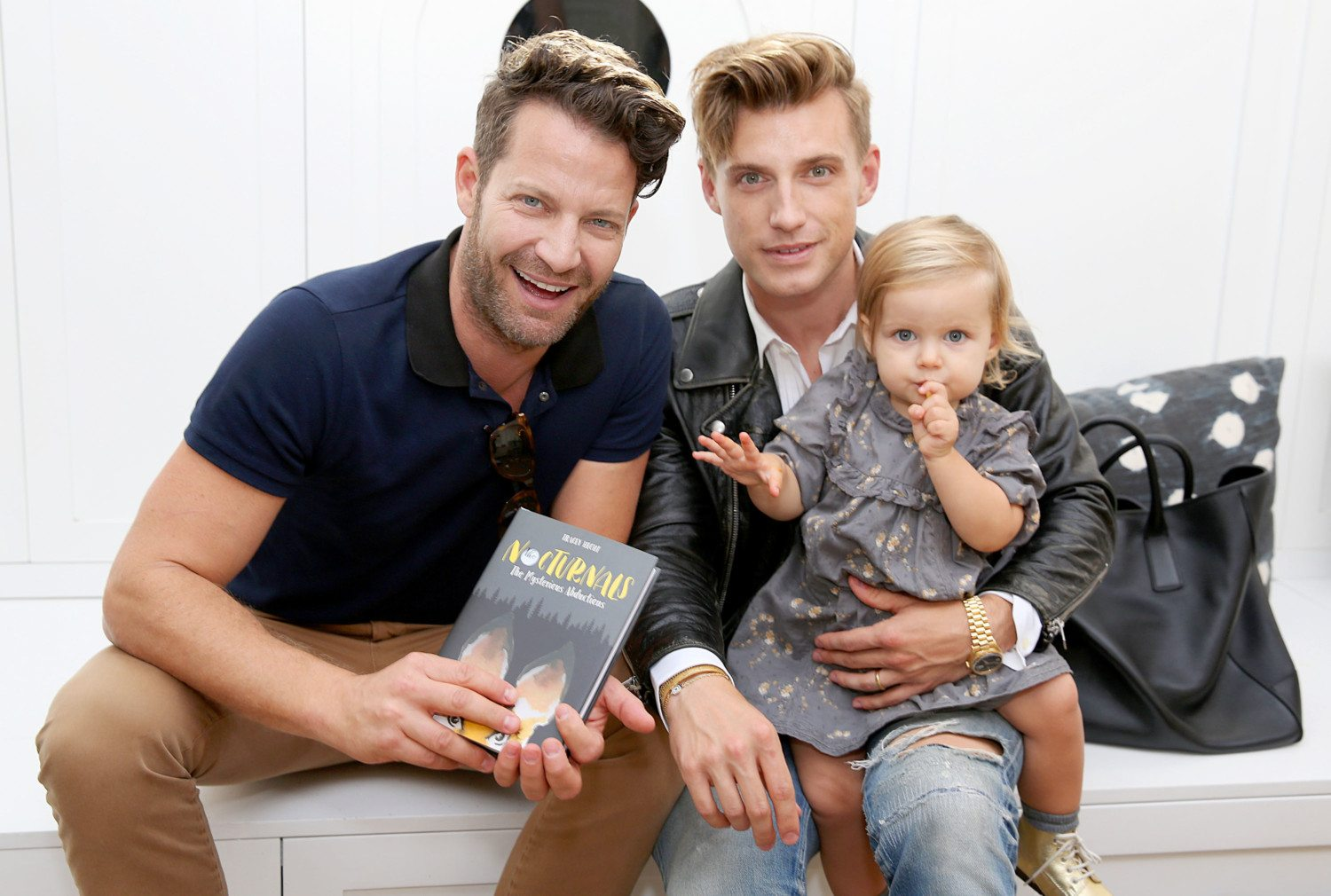 Nate Berkus Jeremiah Brent photo