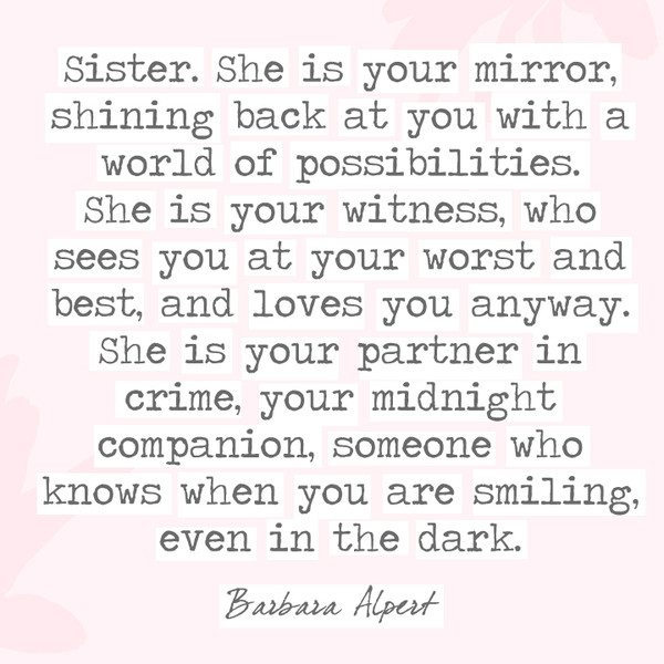 30 Quotes For Sisters - Simplemost