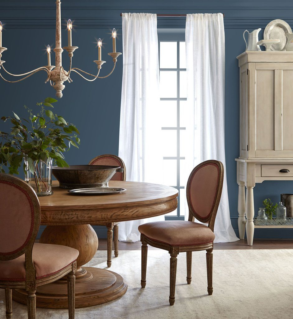 Most Popular Dining Room Colors: Joanna Gaines Reveals Her Top Paint Colors For 2018
