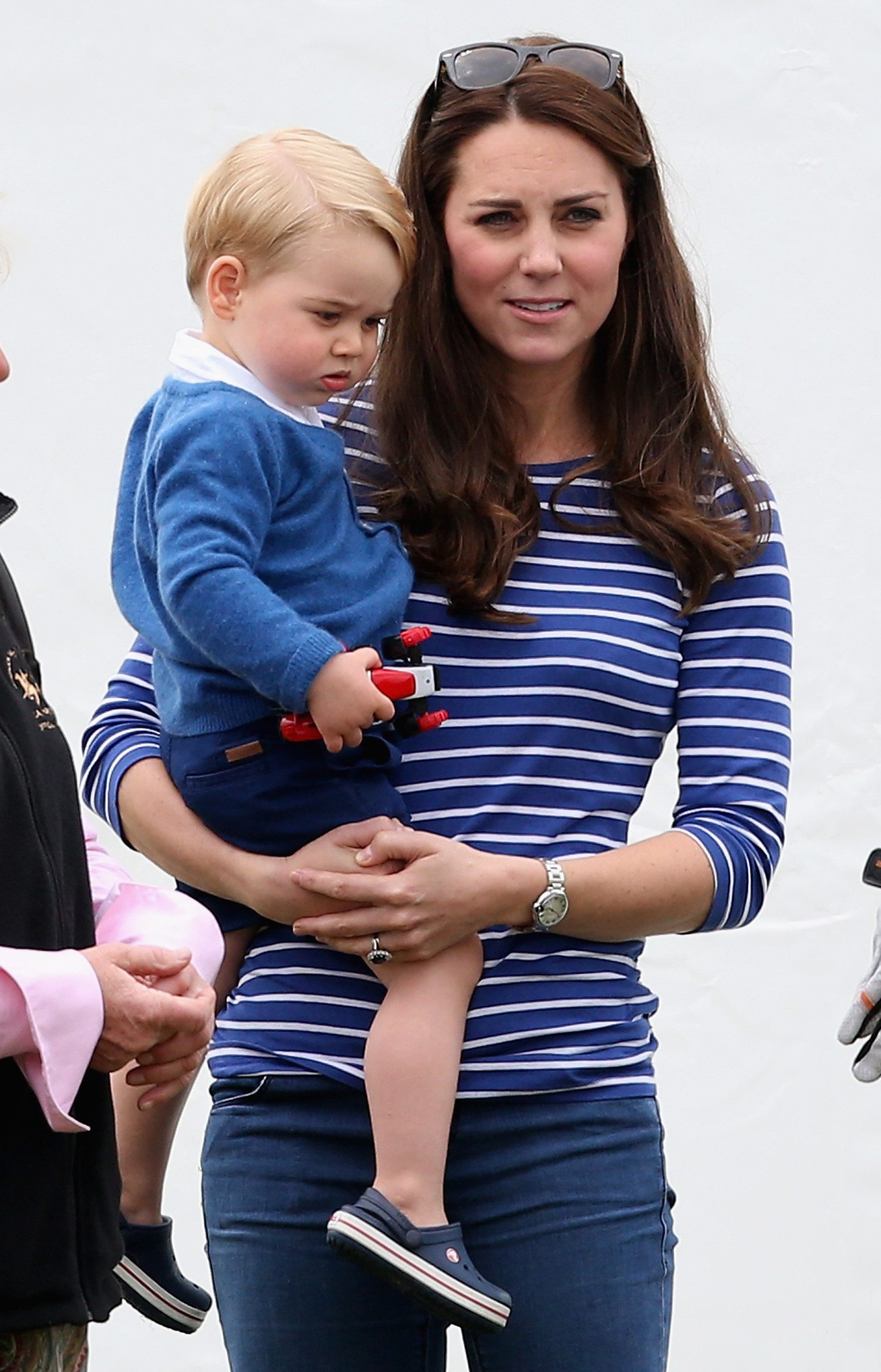 Kate Middleton Prince George photo