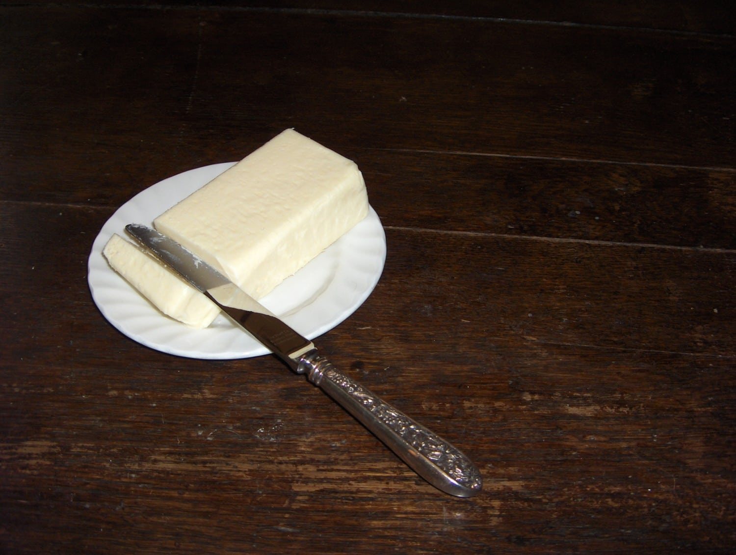 stick of butter photo