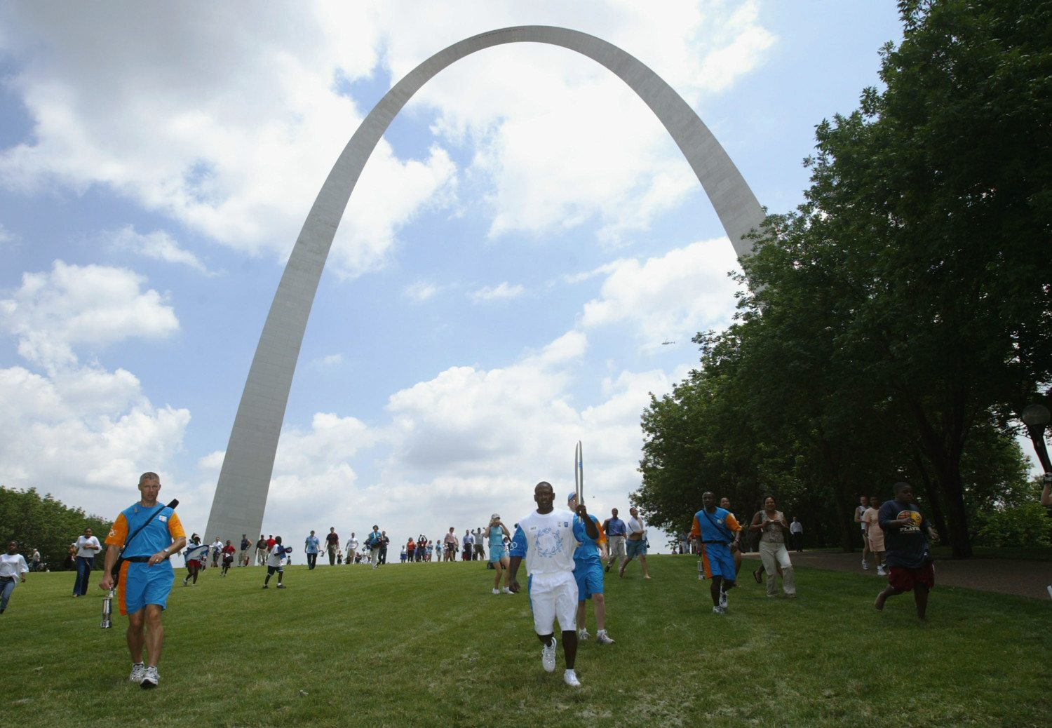 st louis arch photo