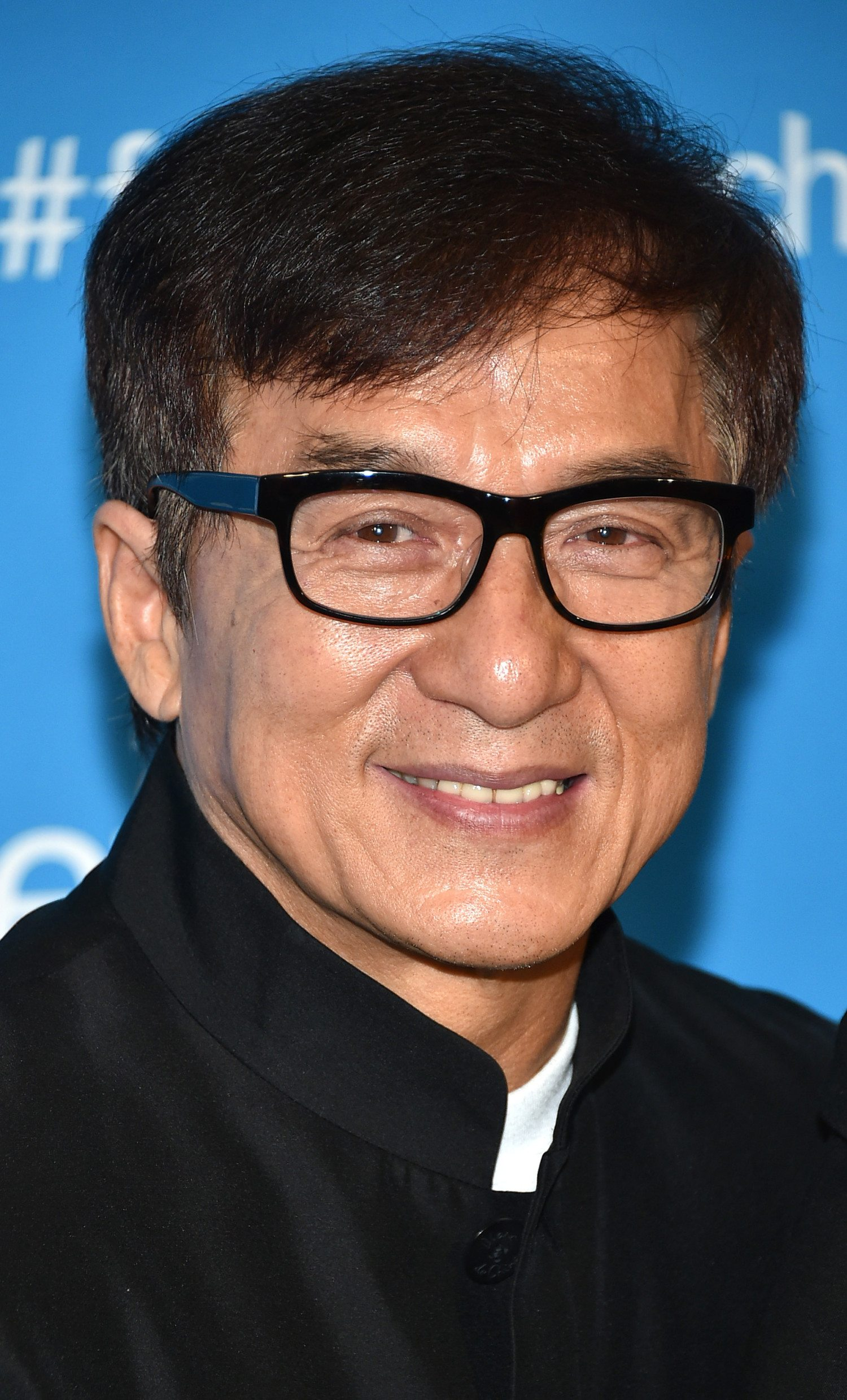jackie chan vertical photo