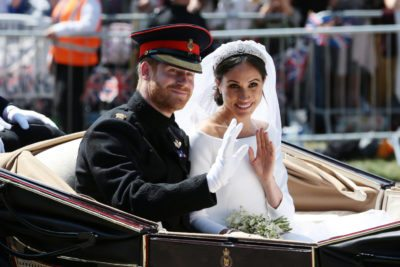 Prince Harry Marries Ms. Meghan Markle - Procession