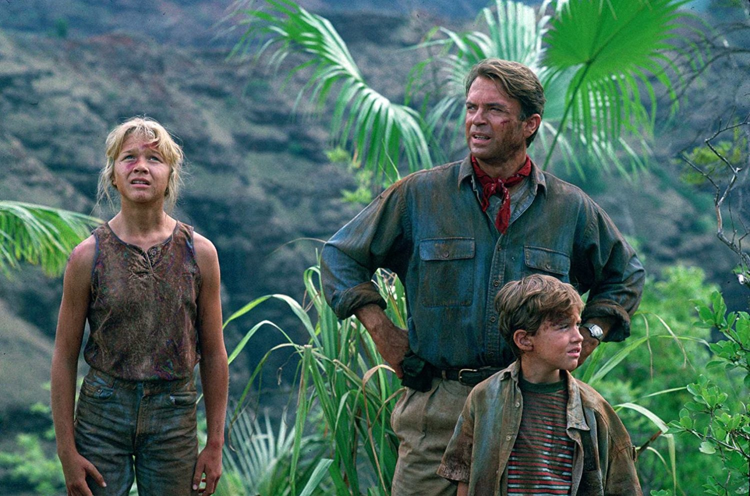 Real Life Places Where Jurassic Park Movies Were Shot Simplemost