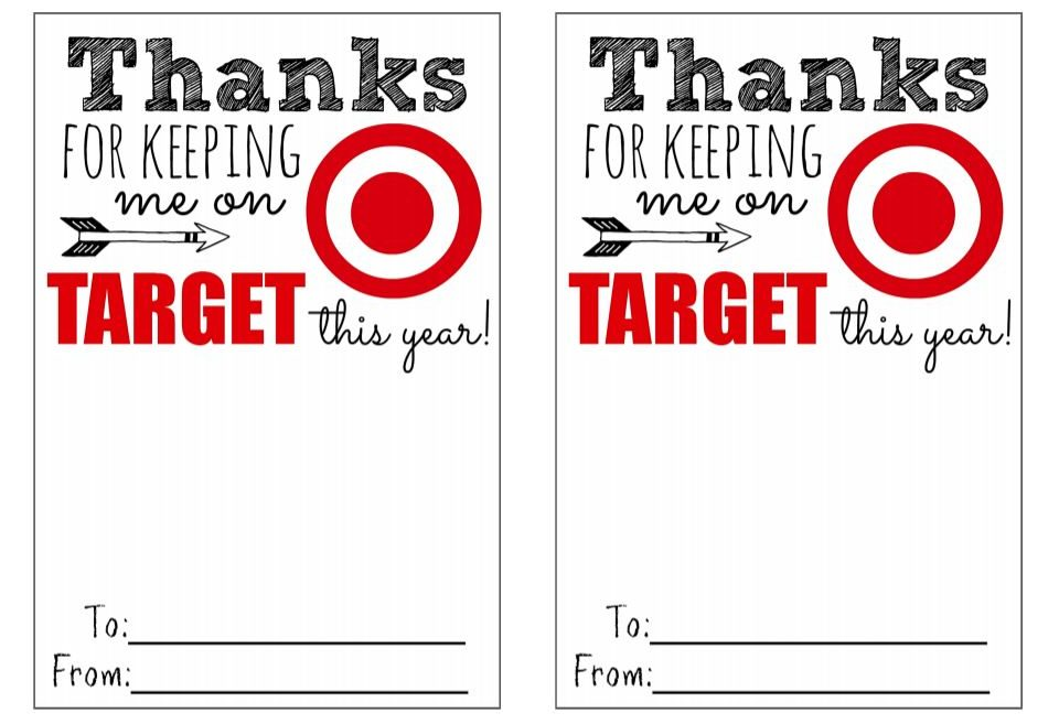 graphic about Printable Target Gift Card identify Absolutely free Printable Reward Card Holders For Trainer Presents - Simplemost