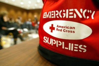 American Red Cross Course Preparing For The Unexpected