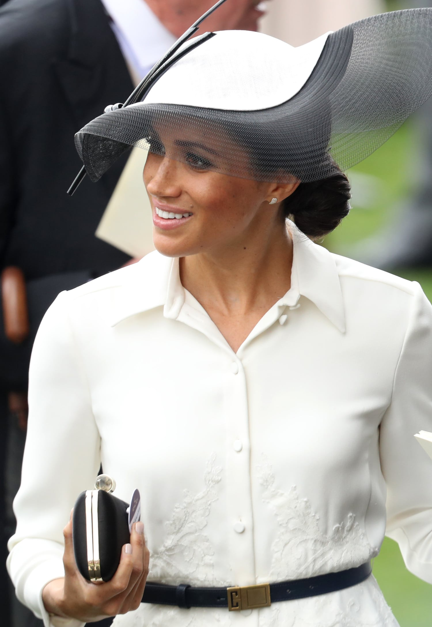 Meghan Markle Royal Ascot photo