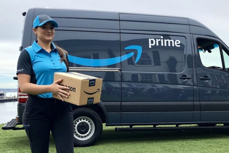 Amazon seeks entrepreneurs for delivery service