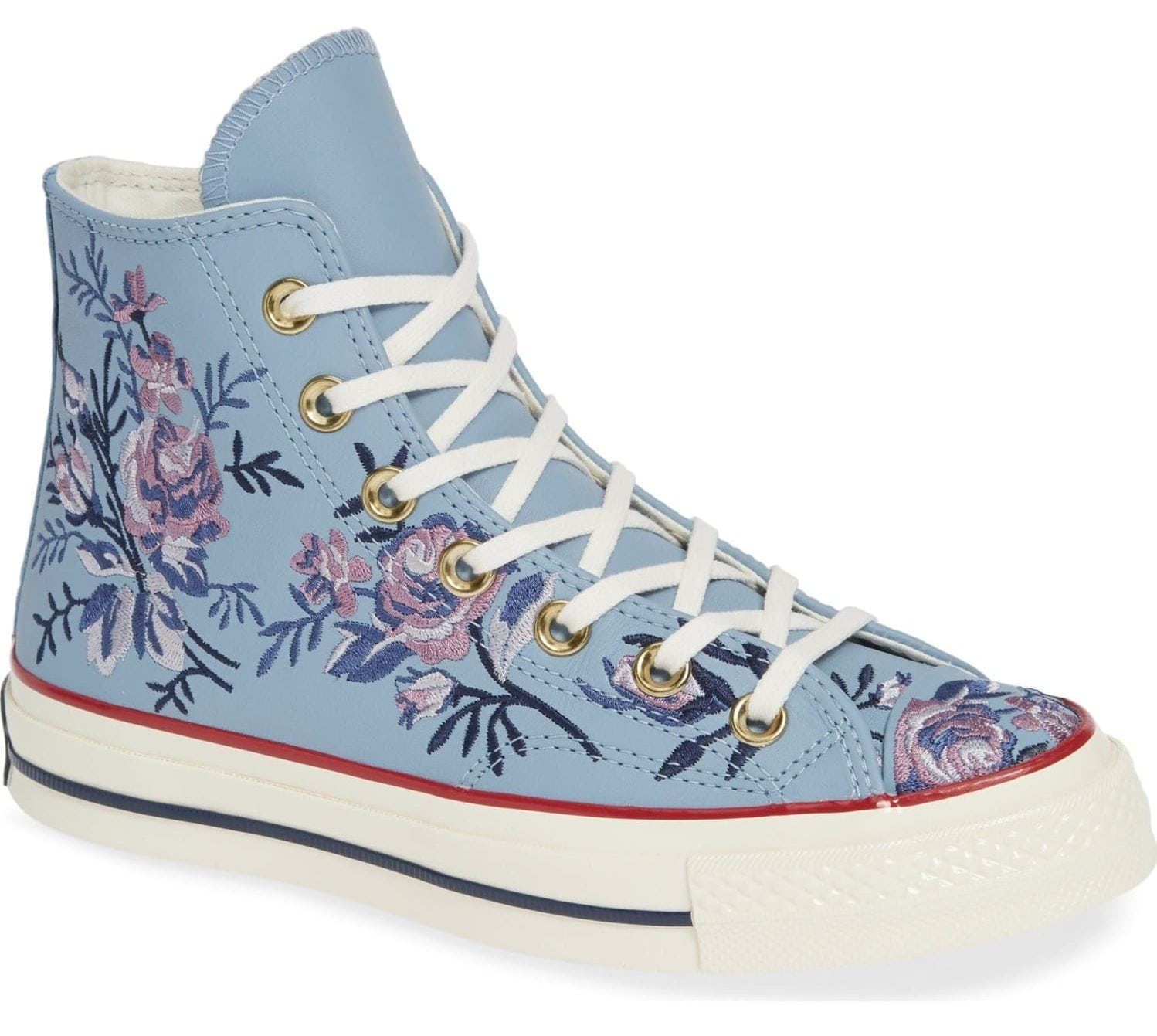 c3f87b377740 Converse Unveils New Floral Sneakers - Simplemost