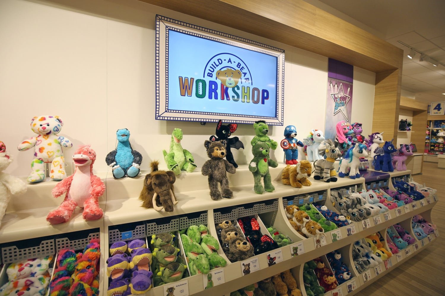 build a bear mall of america photo