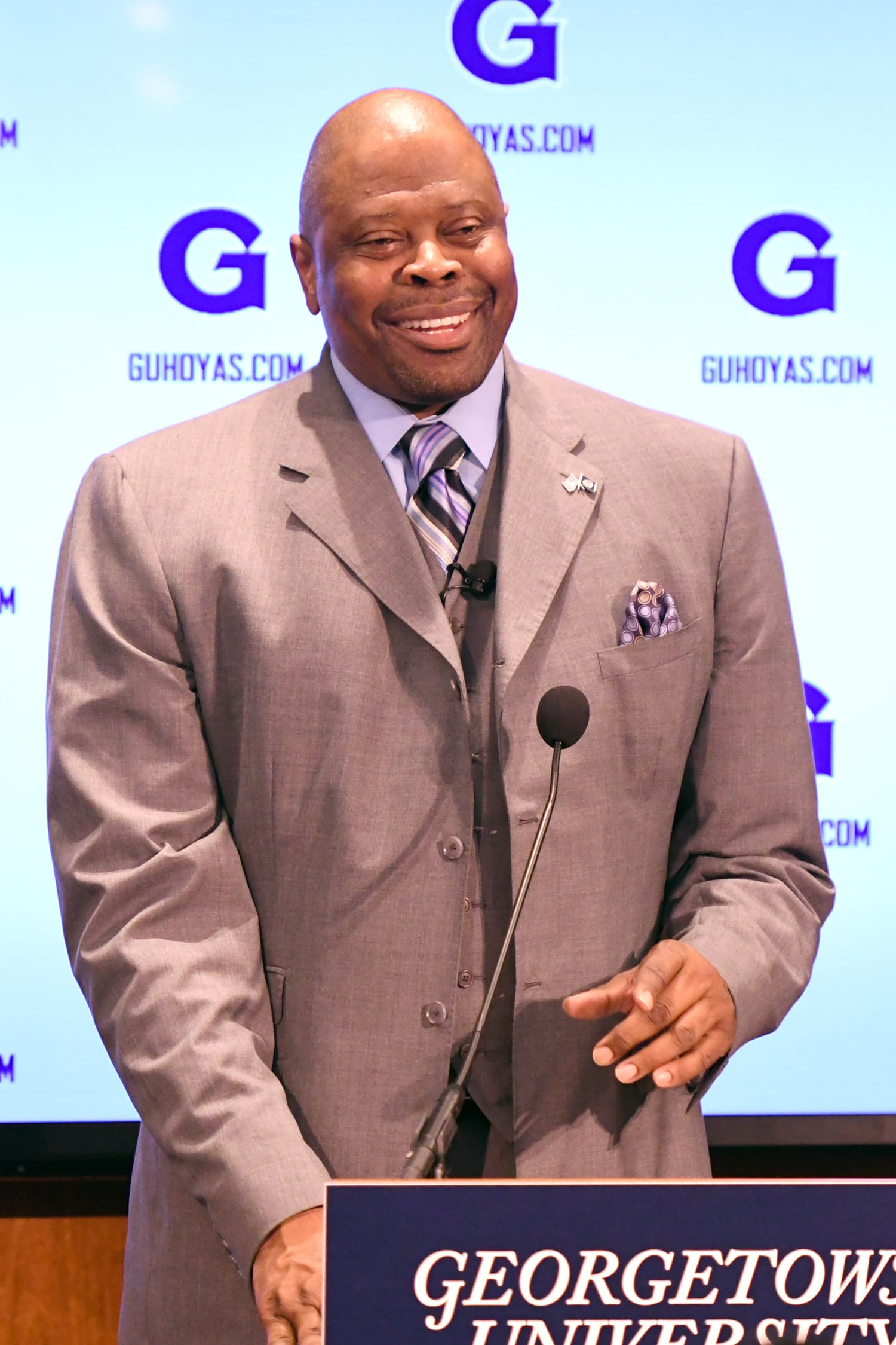 patrick ewing vertical photo