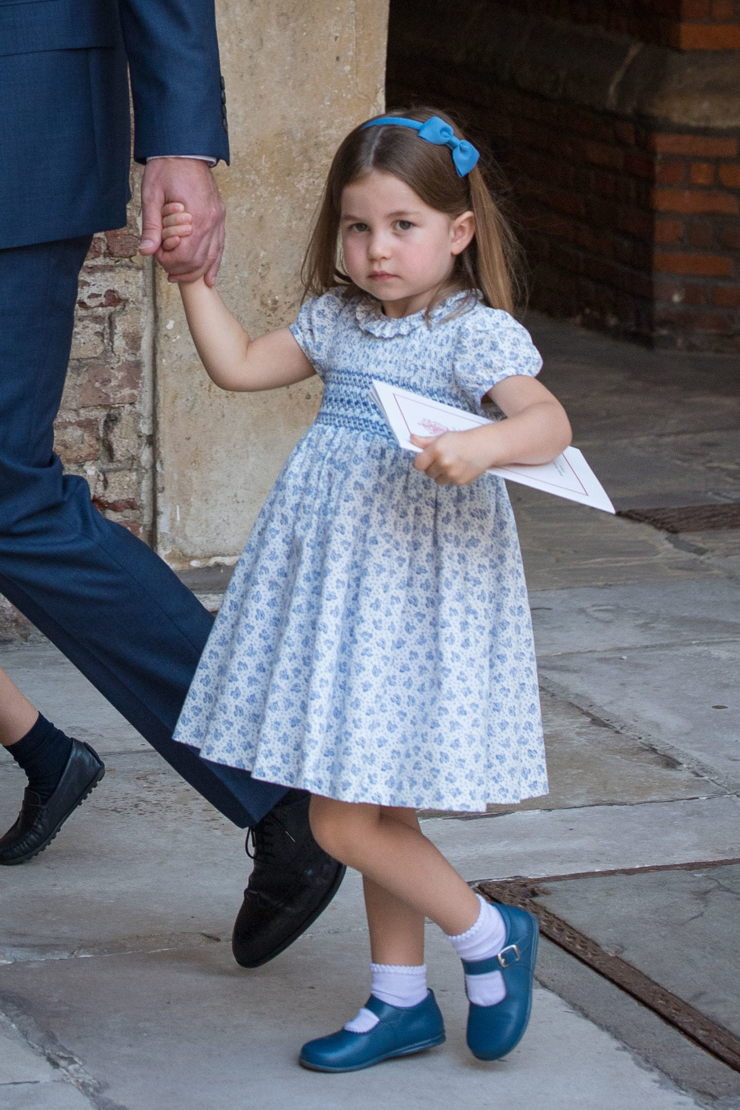 Princess Charlotte christening photo